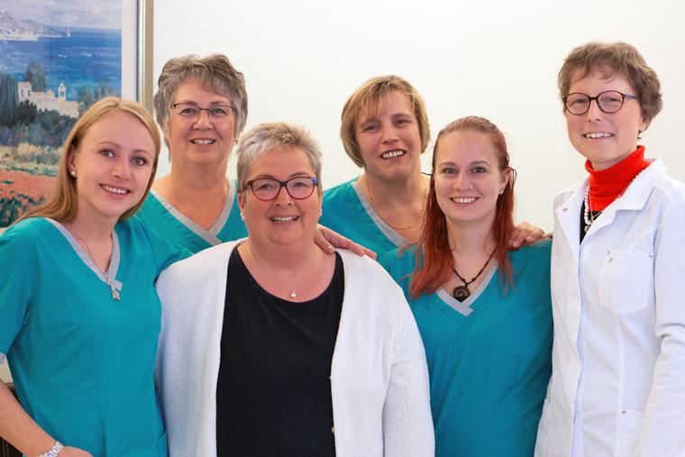 Arztpraxis Team Westheim
