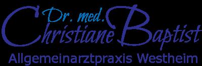 Dr. med. Christiane Baptist - Hausarztpraxis Westheim-Augsburg